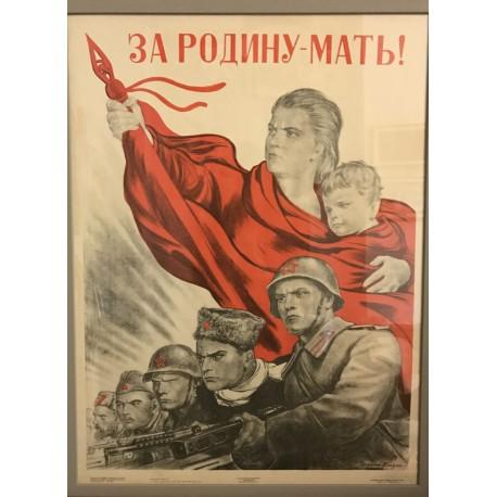 Affiches propagande URSS
