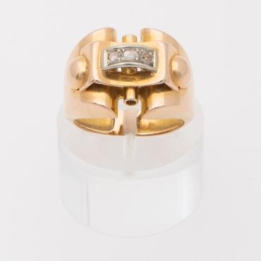 Vintage Tank ring