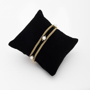 French Napoléon III bracelet
