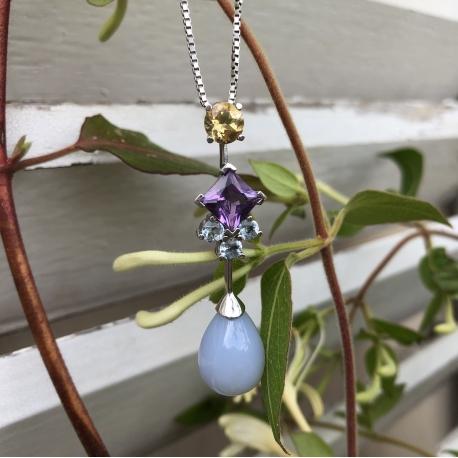 Tutti Frutti Of Stones Necklace