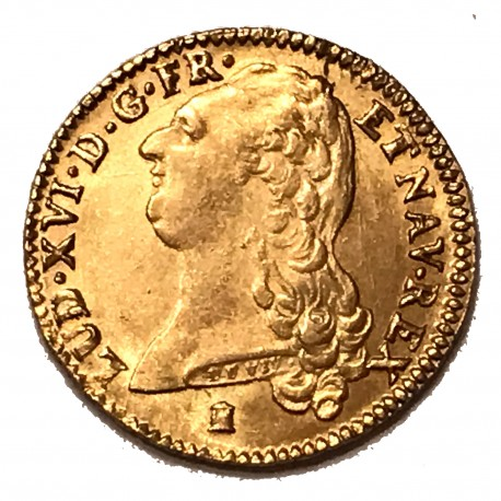 Double Louis d'Or Louis XVI