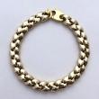Bracelet Maille Tressée